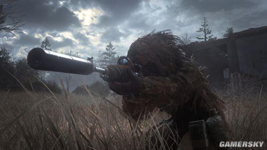遭玩家差评刷爆:《使命召唤4》重制版上架Steam商店