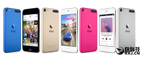 入门32GB!苹果中国更新iPod touch:1588元起