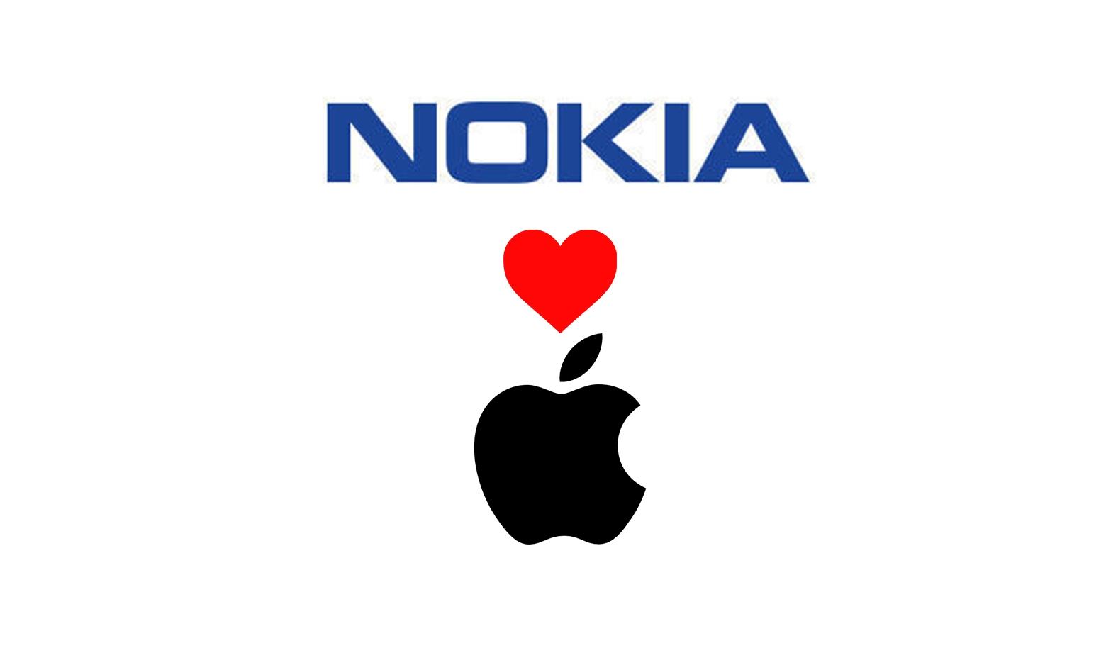 诺基亚开心:苹果支付其20亿美元现金专利费