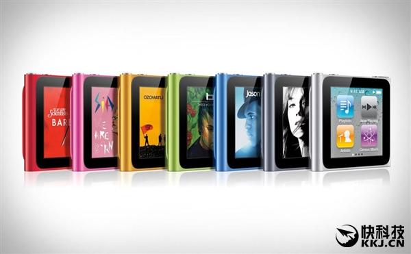 12年停产iPod mini重回苹果商店:你真的会买?