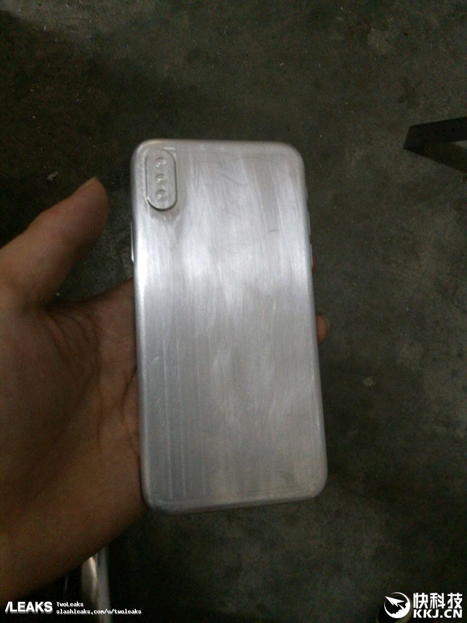 iPhone 8就长这样了!