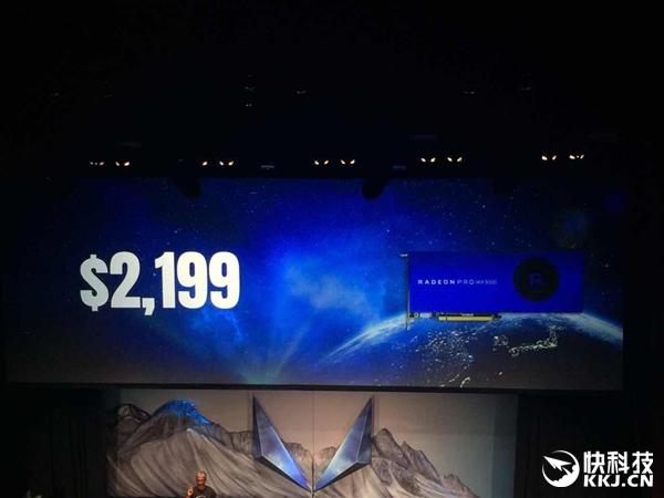 4.7万元!Radeon Pro SSG专业卡9月开卖:自带2TB SSD