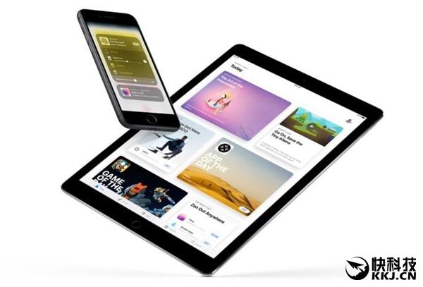开始逆袭!苹果公布iPad销量 狂增