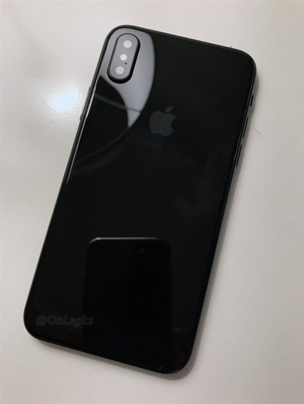 苹果iPhone 8 这次改动太大了,全面屏时代到来了