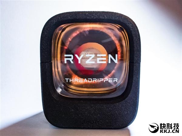 首用LGA触点!AMD 16核锐龙处理器安装教程:秒懂