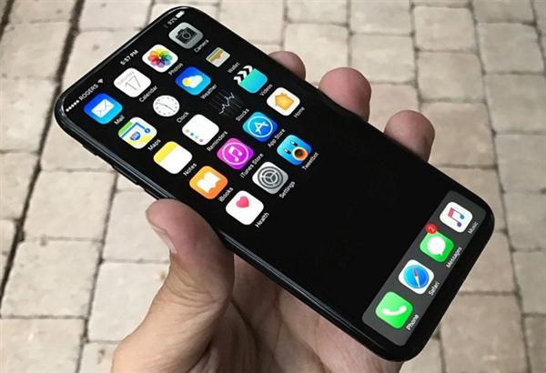 安卓厂商跟风吗?iPhone 8去掉指纹识别用它来替代