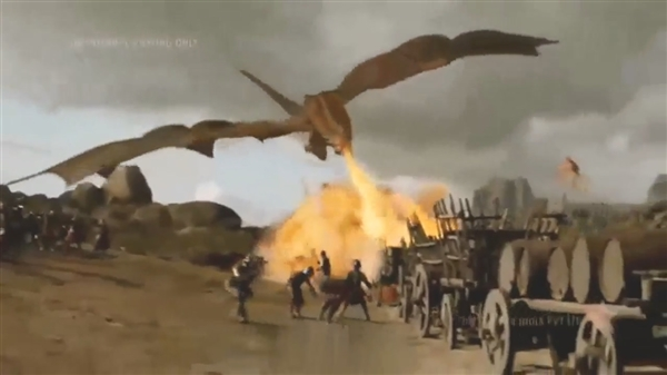 《权力的游戏》第7季下载资源疯传:HBO怒发飙