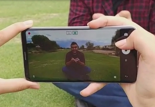 屏占比G6还高!LG V30真机现身:色域超iPhone 7P