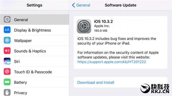 关闭降级通道!苹果:所有设备必须升级iOS 10.3.3