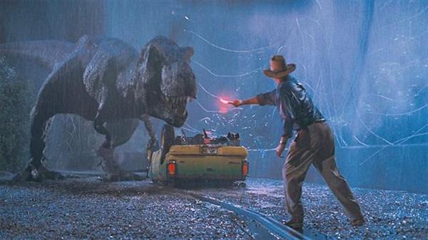 电影虚构了霸王龙:它们根本移动速度超级慢