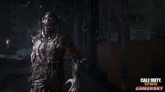 恐怖勿入!《COD14:二战》僵尸模式细节曝光