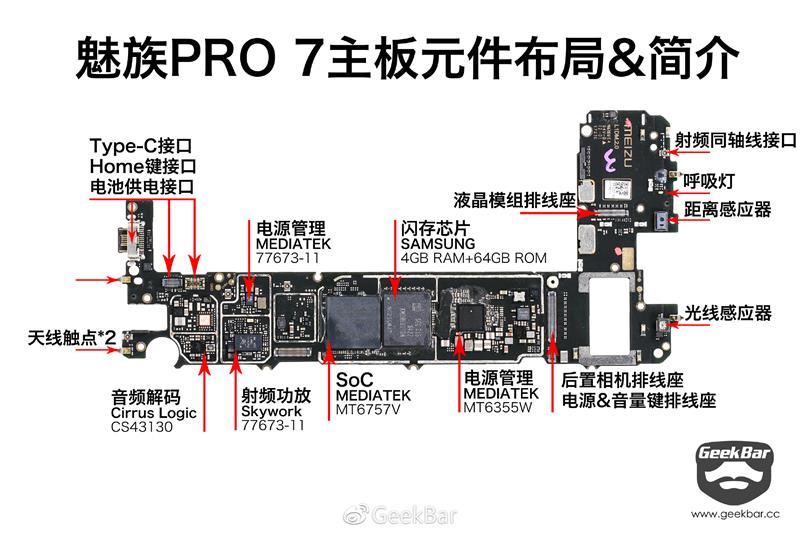 魅族PRO 7 Plus真机拆解:这块儿副屏不简单
