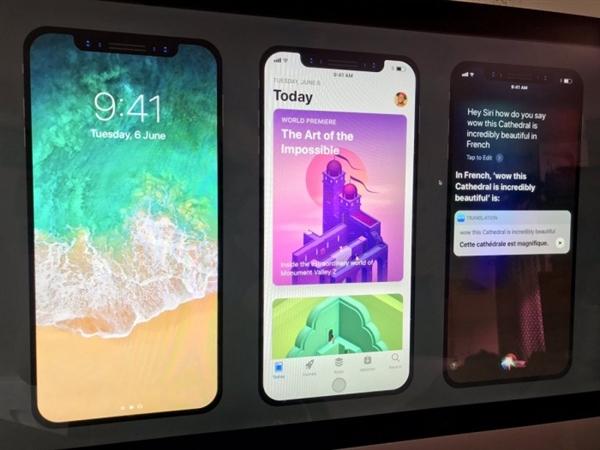 iPhone 8开机后:运行应用播放视频是啥样?震撼
