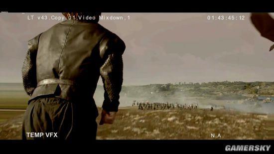"""《权力的游戏》特效解析:龙妈现实这样""""骑龙"""""""