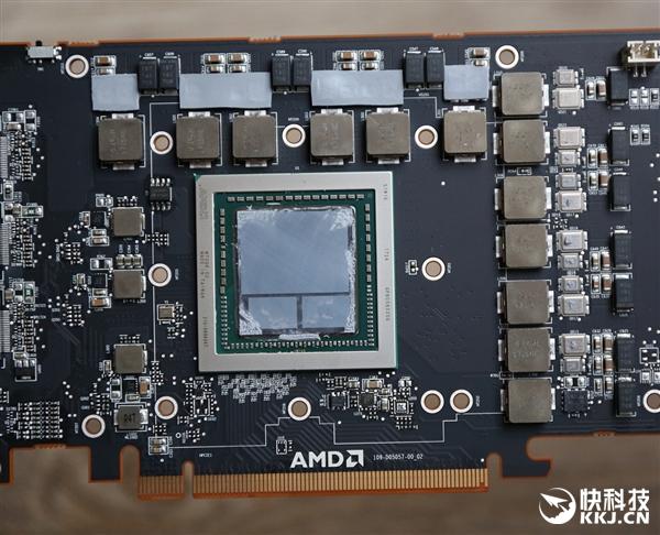 织女星下凡!AMD Radeon RX Vega 64显卡开箱图赏