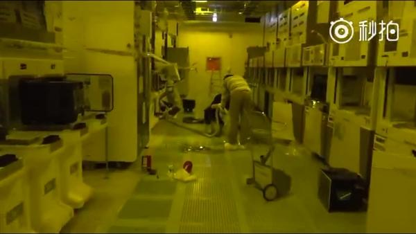 索尼熊本传感器工厂地震视频首次公开:惨!