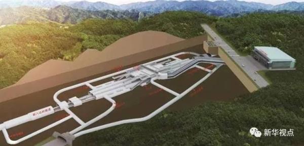 中国建造世界最深高铁站揭秘:进入乘车要下降62米
