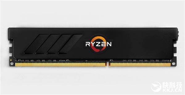 金邦正式发布AMD专用内存:差一点追上Intel