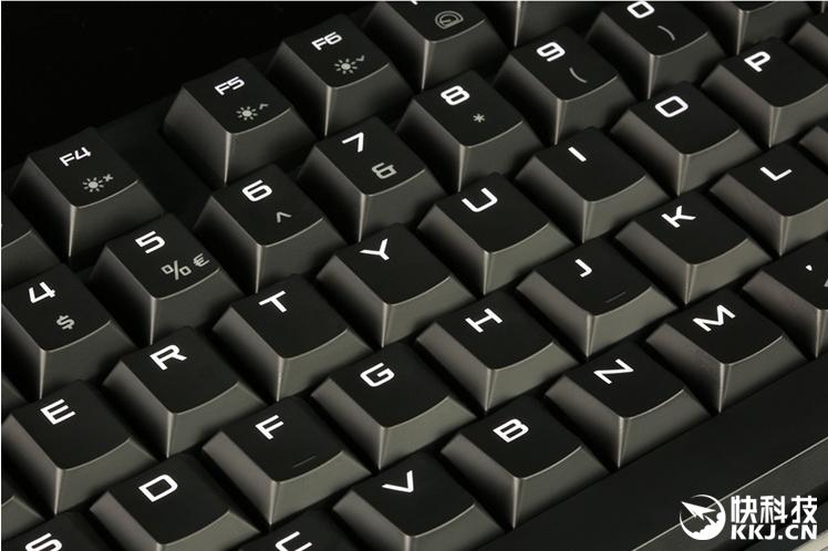 5重背光灯效玩出freestyle:樱桃MX 1.0机械键盘评测