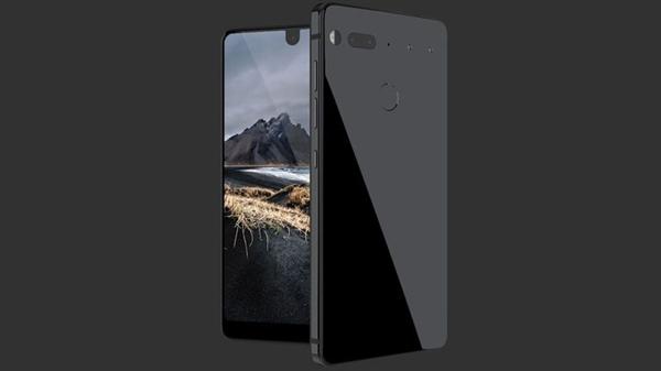 4800元!安卓之父全面屏手机Essential宣布发货:最流畅7.0