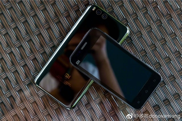 小米手机1代对比小米6高清图赏:画面太美