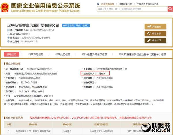 """沈阳街头""""共享宝马""""火了 背后投资人竟是宋小宝!"""