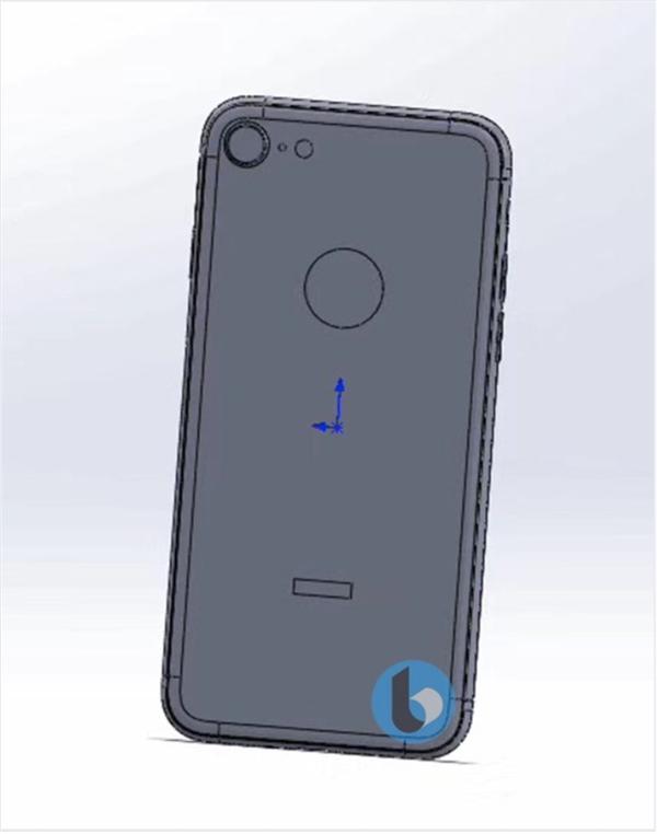 最终设计图曝光!iPhone 7S/7S Plus更多细节:可以买