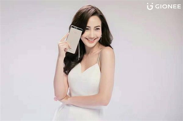 泰国女神代言!金立全面屏新机宣布:9月28日发