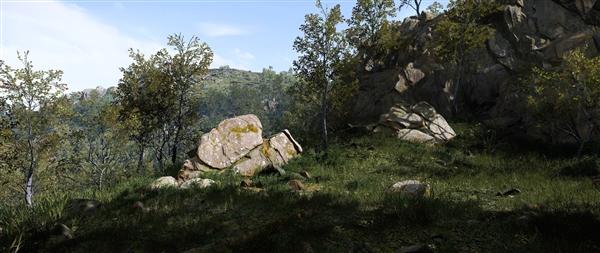 CryEngine模拟游戏画面如此逼真:媲美照片