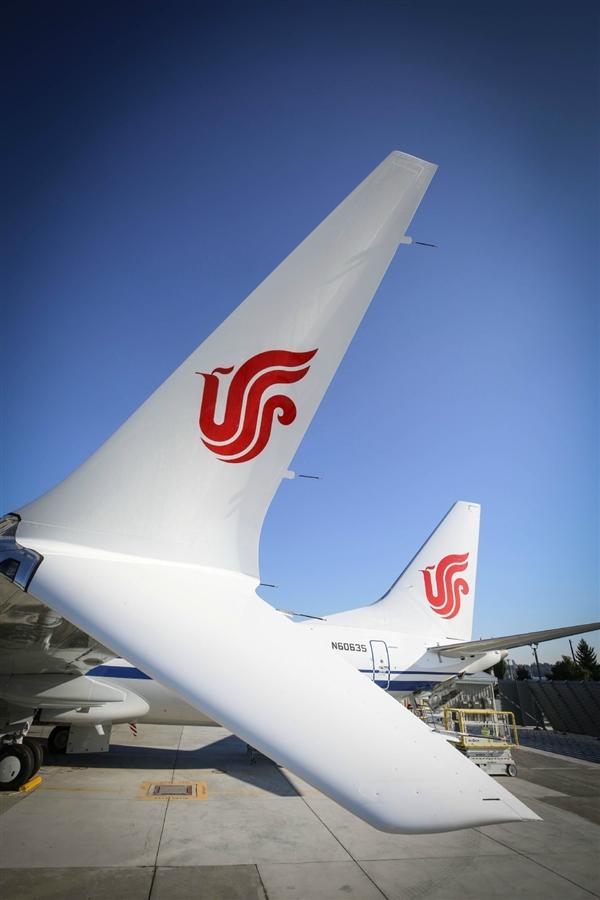中国首架波音737 max来了:机舱布局首曝
