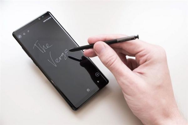 一眼心动!三星全面屏机皇Note 8售价曝光:如何?