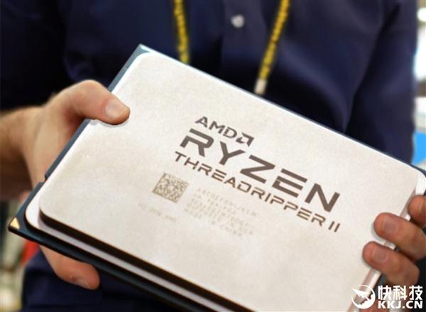 AMD 16核Ryzen面积超大 散热器厂商尴尬一幕