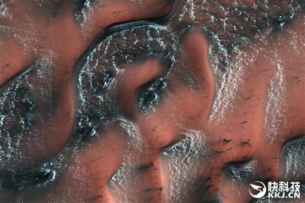 火星上也有冬去春来 画面竟是这样