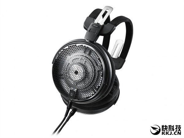 铁三角发布旗舰耳机ADX5000:疯狂提升低频