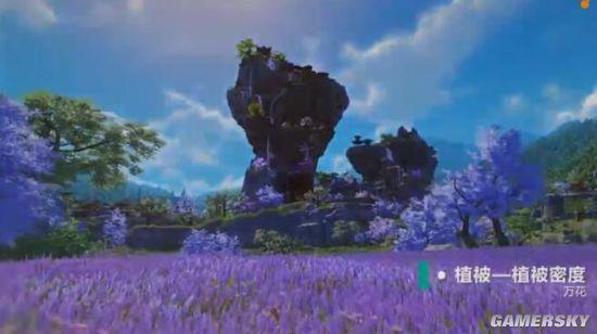 《剑网三》重制版实机演示 画面进步巨大,捏人逼真