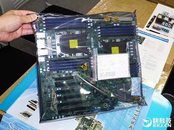 超微双路Xeon主板开卖:可上56核心112线程+2TB内存