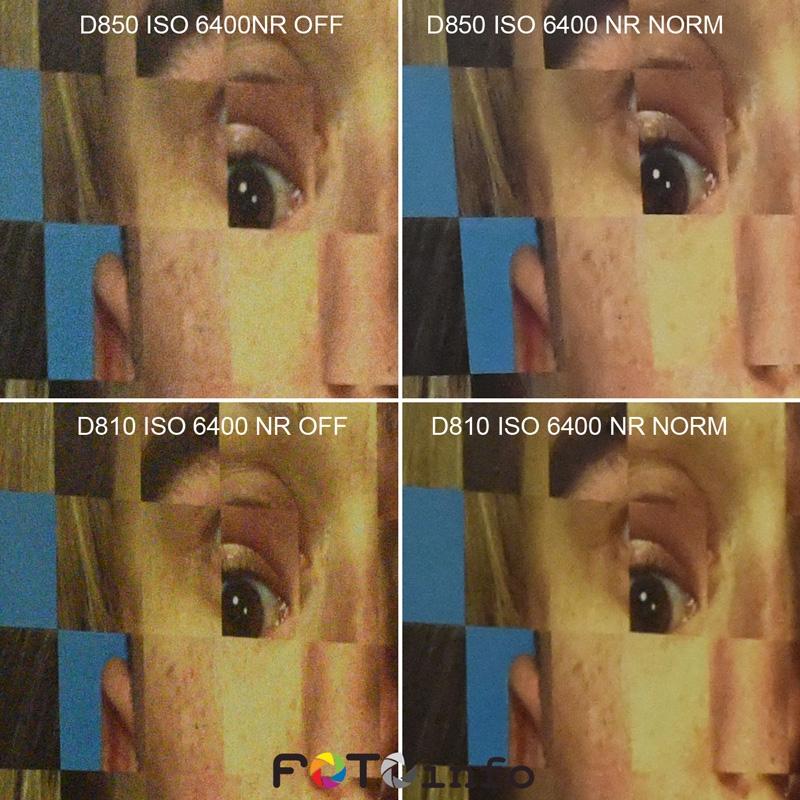 尼康D850与D810高感画质对比 结果出乎意外