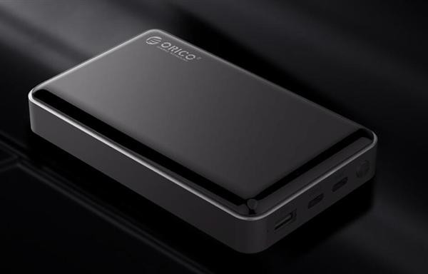 奥睿科移动魔盘曝光:集移动硬盘、充电宝、路由器于一身