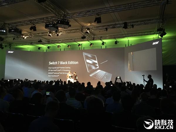 宏�发布Switch 7旗舰版二合一本:无风扇首次硬上独显