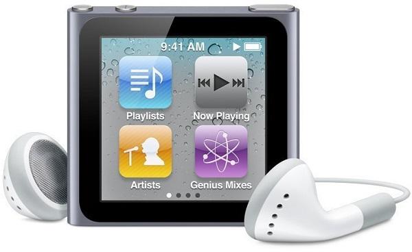 第六代iPod nano被放弃:苹果拒绝提供一切服务