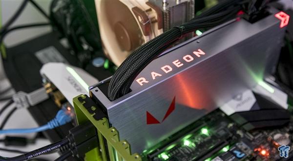 AMD果然第一挖矿神器! RX Vega 64对比TITAN Xp测试