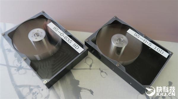 换个玻璃碟片 硬盘容量轻松上20TB