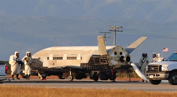 厉害了:Space X将送最神秘天空飞机X-37B上天