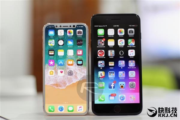 向iP4致敬!iPhone 8与15款老iPhone外形对比:震撼