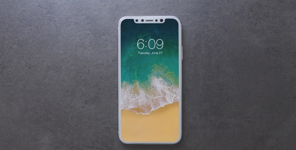 能抢到真是赚!iPhone 8更多细节:苹果抛弃Touch ID