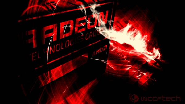 AMD 7nm显卡Vega 20曝光:台积电7nm、和NV一家亲了