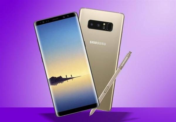 这次要成了!三星Galaxy Note 8在韩国首日预订量近40万