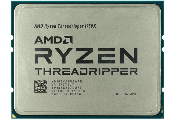AMD Ryzen线程撕裂者CPU杀入3D Mark性能名人堂