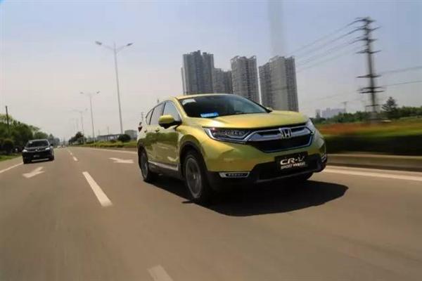 刹不住的本田全新CR-V终于召回了!上市仅俩月