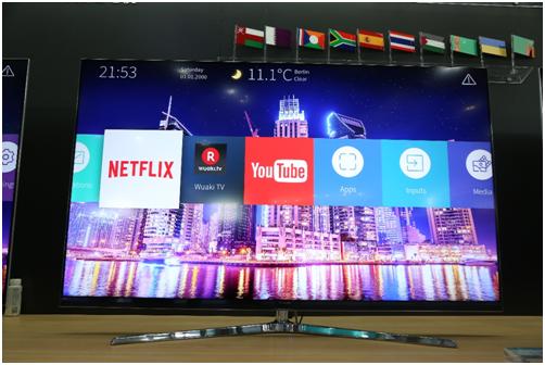 """聚合4K资源 海信互联网电视运营开启""""美国模式"""""""